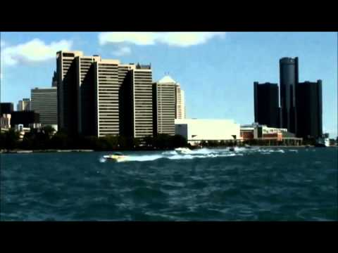 DetroitCityTV Presents 2014 Detroit River International Powerboat Championships