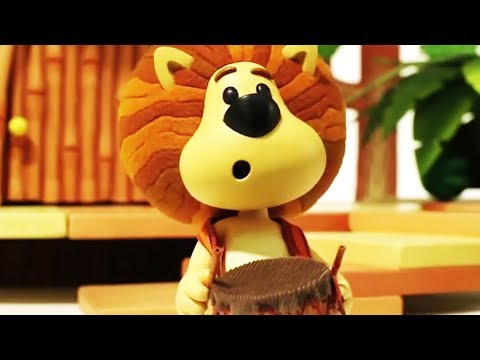 Raa Raa The Noisy Lion   1 HOUR COMPILATION   English Full Episodes   Kids Cartoon   Movies For Kids