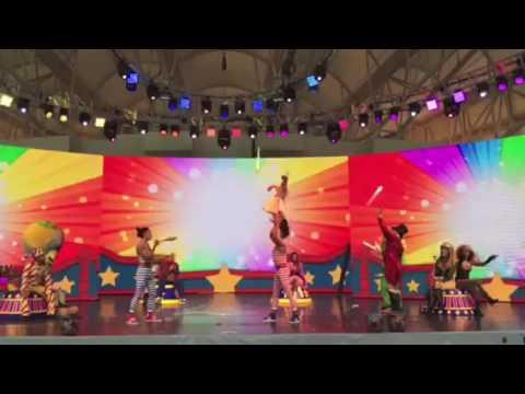 Performing all around United Arab Emirates
