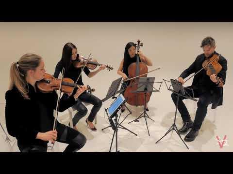 4K Best Philip Glass Quartet: Quartet 2