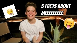 5 Quick Facts About Me | Zach Clayton