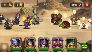 Heroes Charge More Death Bringer Battle Actions