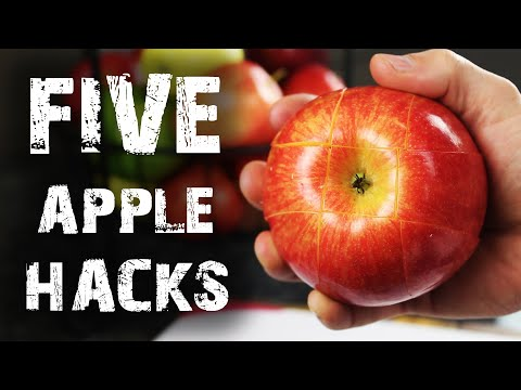 5 Delicious Apple Hacks