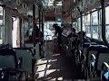 1991 太陽の影 西武バス ひばりヶ丘駅前-田無駅前 Shadows in a Bus 911115