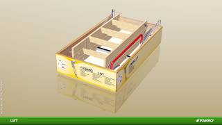 FAKRO Loft ladders - LWT EU loft ladder