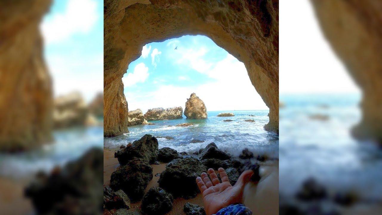 la Ventana al Paraíso 😍 Gigante Cueva solo Accesible por el Cañon de los Peñones 😱🇵🇷 Mega Monume