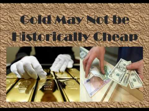 The case for $600 Gold – unlikely but Interesting.