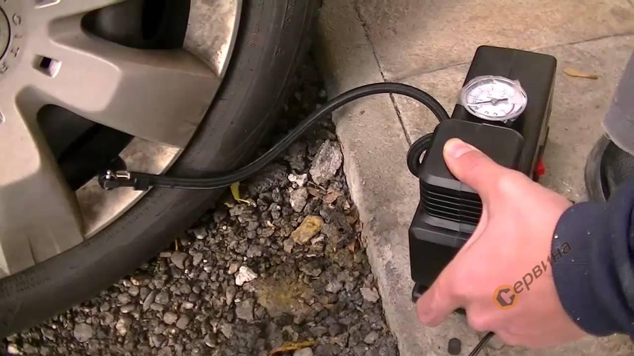2d889312ec1 TEST Компресор за гуми - мини TROY T18251 - YouTube