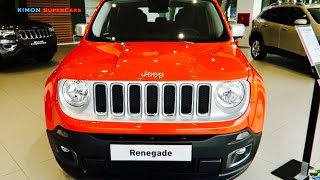 NEW 2018 Jeep Renegade - Exterior & Interior