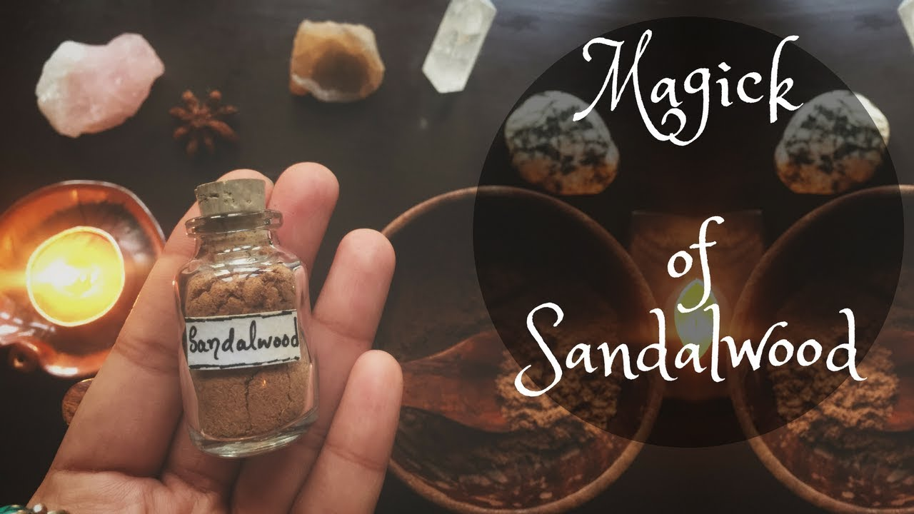 Magickal Uses of Sandalwood | Quick Look