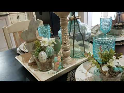 Easter Home Tour Collab Hosted by Daveda Lane