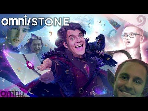 Omni/Stone ep. 48 w/ Brian Kibler, Firebat & Frodan: 1 Year Anniversary!
