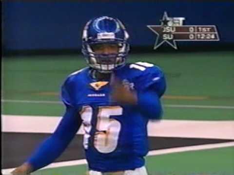 2002 Jackson St. Tigers Vs Southern University Jaguars