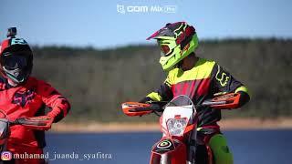 Gambar cover Dj nya yang enak dong 2019 versi MOTOCROSS (KTM RACING)