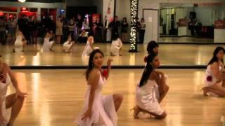 Baixar Cheryl Burke Dance Studio, Rumba Formation, 2012 October