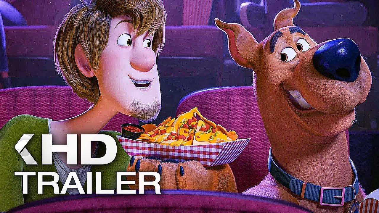 Scoob Trailer 2020 Scooby Doo Youtube
