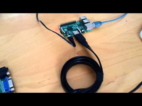 Air Manager OpenGL on the Raspberry Pi 2