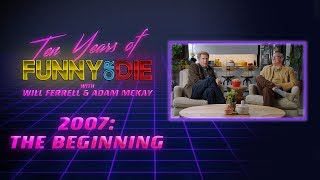 Will Ferrell & Adam McKay Relive Funny Or Die