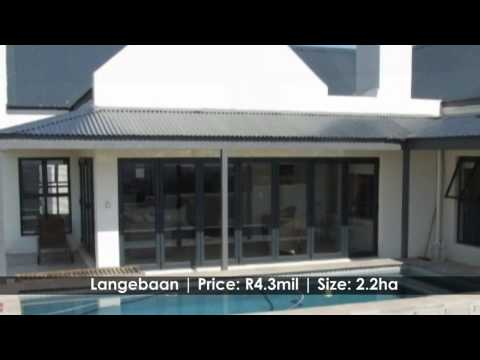 Smallholding for sale Langebaan | West Coast | South Africa