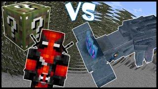 Дэдпул & Военный Лаки Блок VS Молот! - Лаки Битва #14