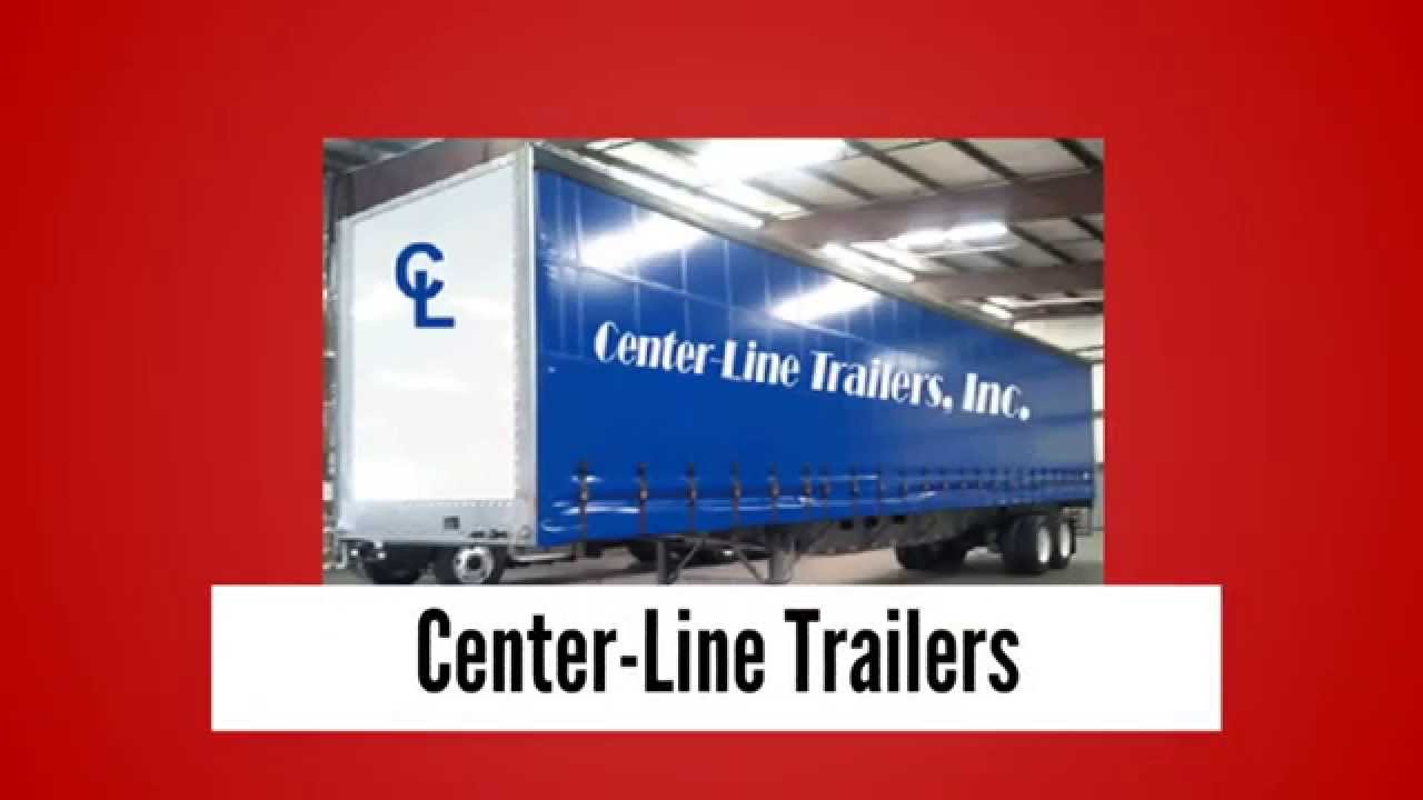 Learn About Curtain Side Trailers And Trailer Manufacturers