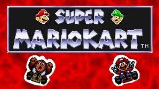 SUPER MARIO KART - Super Clássico!!!