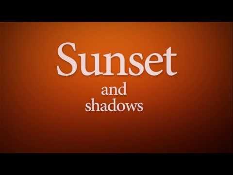 (3D Binaural, ASMR, Tingle) Tingling Sounds, Sunset and Shadows
