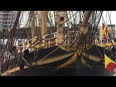 Imponerende sejlskibe dyster i Aalborg