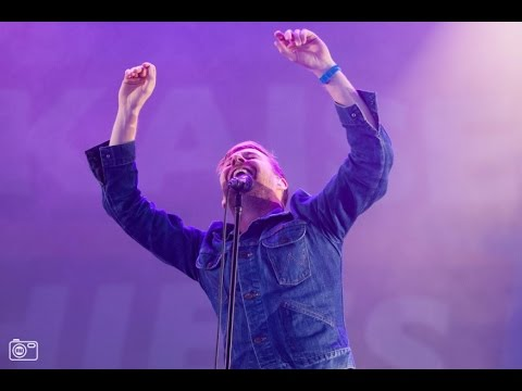 Kaiser Chiefs live at Lowlands festival 2014 Full concert HD