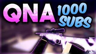 1000 SUBSCRIBER QNA