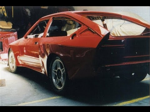 Wallpaper Import Cars Alfa Romeo Gtv6 Race Car Build Youtube