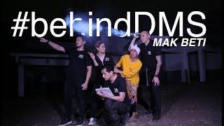 #BehindDMS - Mak Beti di Hotel Angker
