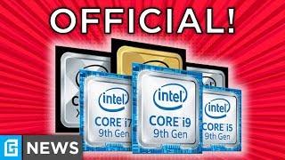 الجديدة كليا core i9 مواصفات معالج انتل