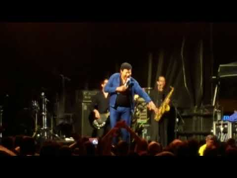 """Chubby Checker Live in Concert in Albuquerque - """"Twist & Shout"""""""