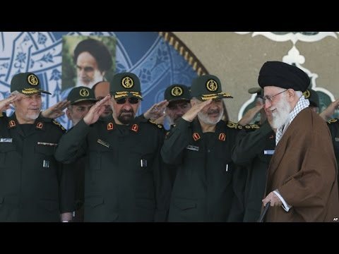 How Iran's Revolutionary Guards Financial Empire Funds Terrorism
