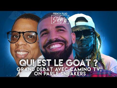 Qui est le GOAT ? Grand débat avec Camino TV, on parle Sneakers !