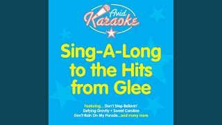 Somebody To Love In The Style Of Glee Karaoke