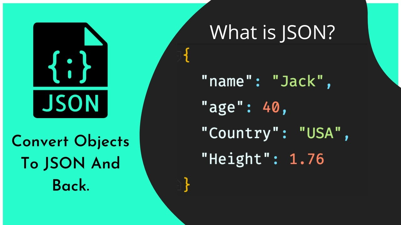Download What is JSON  -  Convert Java Object To JSON using GSON - GSON tutorial