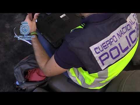 Desmantelan una red ilegal de medicamentos con ramificaciones en Valladolid (Operación Jelli)