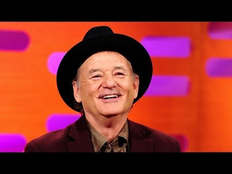 Bill Murray's Japanese phrasebook - The Graham Norton Show: Episode 16 - BBC One