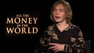 All the Money in the World Interview: Charlie Plummer