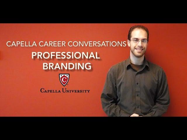 Job Search- Professional Branding