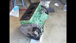 restauration peugeot 505.wmv