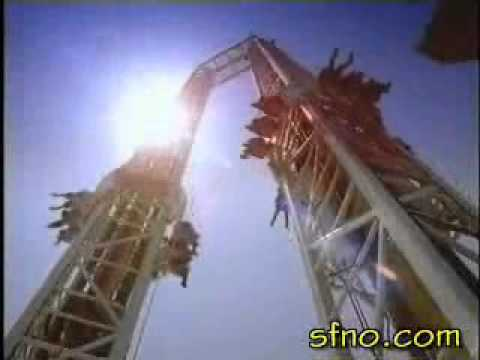Six Flags New Orleans Commercial 2003