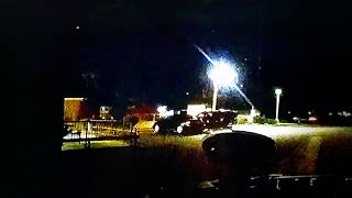 UFO caught on dashcam video in Yucca Valley, Ca.on May,2017