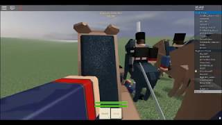 roblox blood and iron cav charge