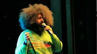 Reggie Watts -- Appalachian Music