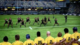 Jonah Lomu Rugby Challenge Game Play Trailer