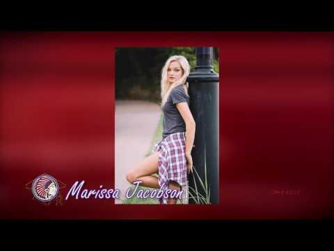 Marion KS High School Senior Salute 17