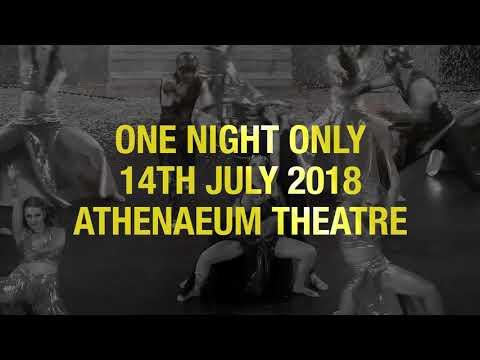 SHAKESPEARE - TRAGEDIES & COMEDIES @ ATHENAEUM PROMO CLIP